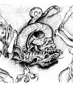 drago alchemico 4